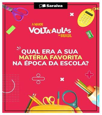 Livraria Saraiva catálogo promocional (válido de 10 até 17 29-02)