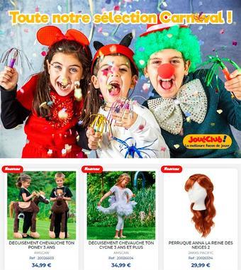 JouéClub catalogue publicitaire (valable jusqu'au 03-03)