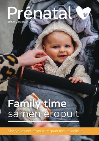 Prenatal reclame folder (geldig t/m 23-02)
