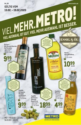Metro Werbeflugblatt (bis einschl. 19-02)