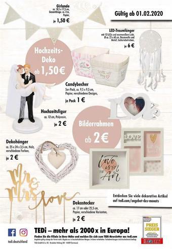 TEDi Werbeflugblatt (bis einschl. 29-02)