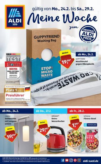 Aldi Süd Prospekt (bis einschl. 29-02)