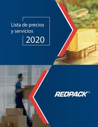 RedPack catálogo (válido hasta 02-02)