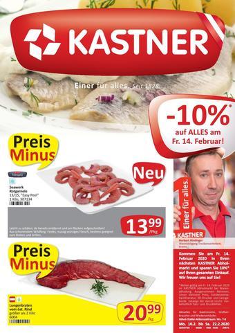 Kastner Werbeflugblatt (bis einschl. 22-02)