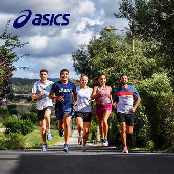 Asics catalogue publicitaire (valable jusqu'au 07-04)