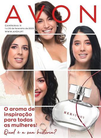 Avon folheto promocional (válido de 10 ate 17 20-02)