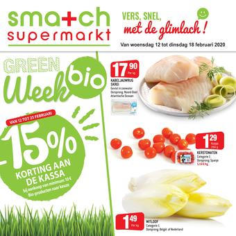 Smatch reclame folder (geldig t/m 18-02)