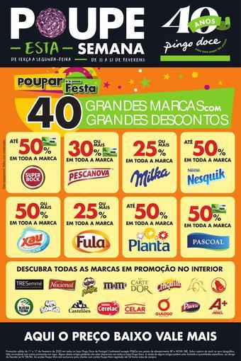 Pingo Doce folheto promocional (válido de 10 ate 17 17-02)