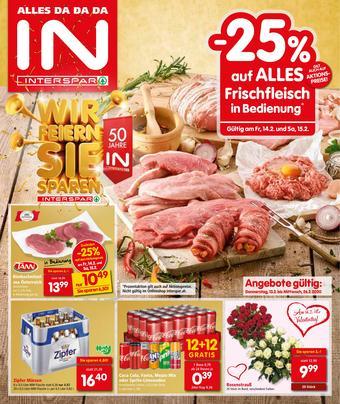 Interspar Werbeflugblatt (bis einschl. 26-02)