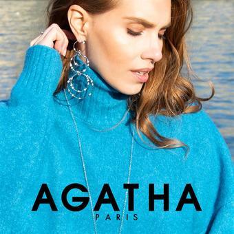 Agatha catalogue publicitaire (valable jusqu'au 10-04)