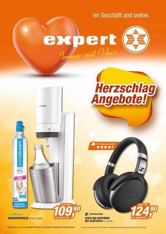 Expert Werbeflugblatt (bis einschl. 23-02)
