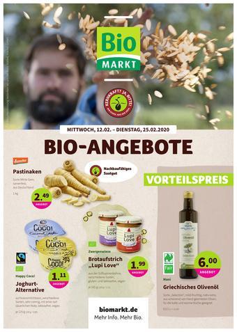 Biomarkt Prospekt (bis einschl. 25-02)