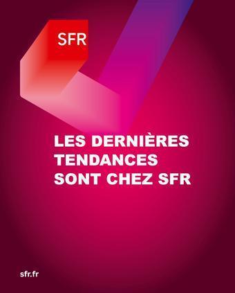 SFR catalogue publicitaire (valable jusqu'au 31-03)