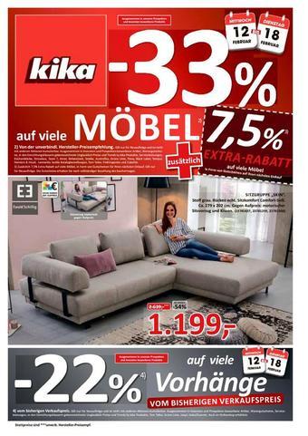 kika Werbeflugblatt (bis einschl. 18-02)