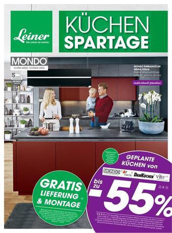 Leiner Werbeflugblatt (bis einschl. 07-03)