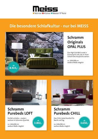 Möbel Meiss Prospekt (bis einschl. 29-02)