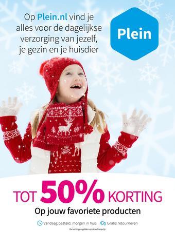Plein.nl reclame folder (geldig t/m 23-02)