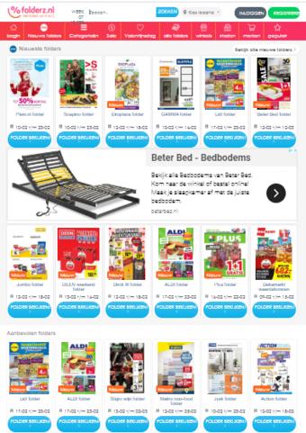 Spotta reclame folder (geldig t/m 30-06)