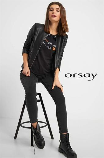 Orsay Werbeflugblatt (bis einschl. 23-03)