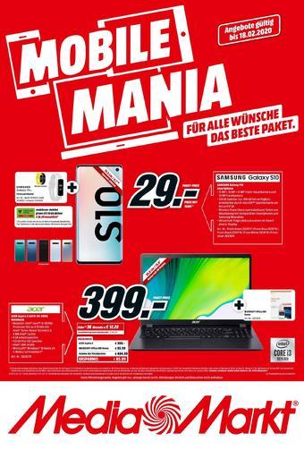 MediaMarkt Prospekt (bis einschl. 18-02)