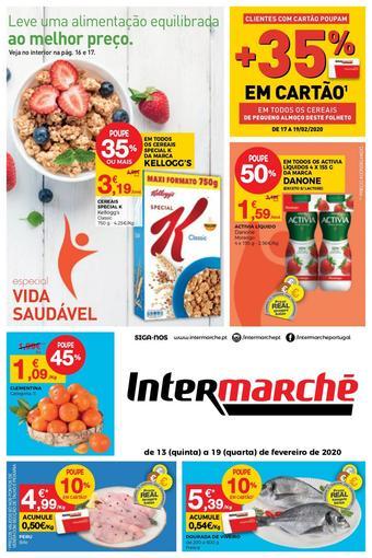 Intermarché folheto promocional (válido de 10 ate 17 19-02)