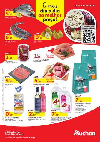 Auchan folheto promocional (válido de 10 ate 17 19-02)