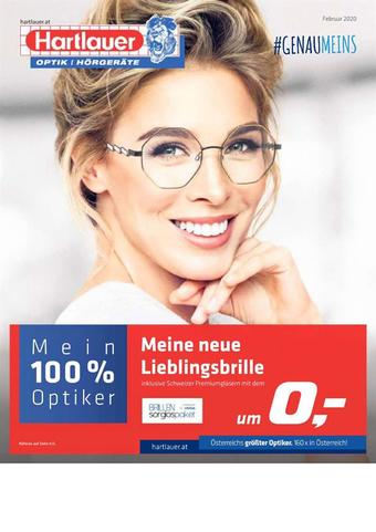 Hartlauer Werbeflugblatt (bis einschl. 29-02)