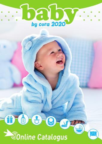 Cora reclame folder (geldig t/m 30-06)