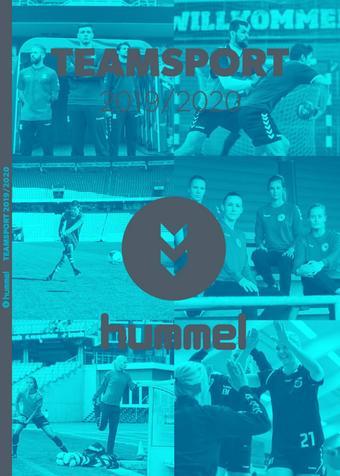 Hummel catalogue publicitaire (valable jusqu'au 30-06)