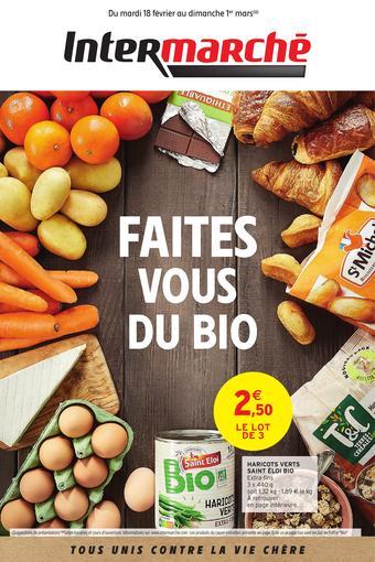 Intermarché catalogue publicitaire (valable jusqu'au 01-03)