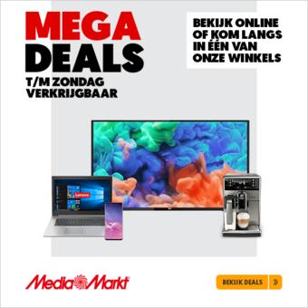 MediaMarkt reclame folder (geldig t/m 01-03)