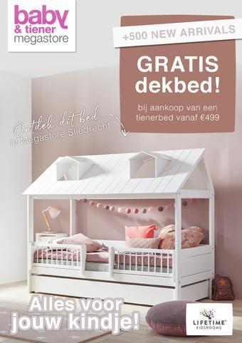 Baby & Tiener reclame folder (geldig t/m 07-03)
