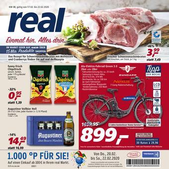 real reclame folder (geldig t/m 22-02)