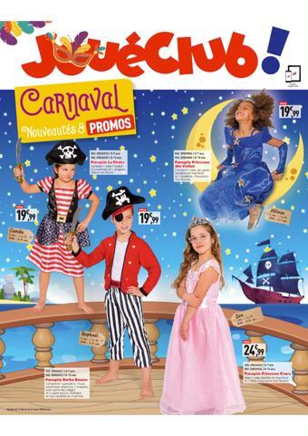 JouéClub catalogue publicitaire (valable jusqu'au 31-03)