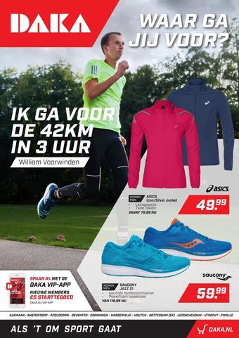 Daka Sport reclame folder (geldig t/m 14-03)