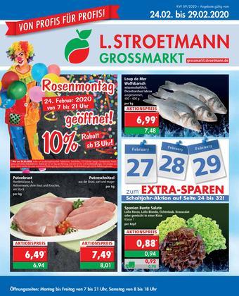 L. STROETMANN GROSSMARKT Prospekt (bis einschl. 29-02)