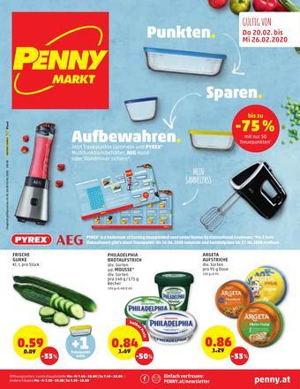 PENNY Werbeflugblatt (bis einschl. 26-02)