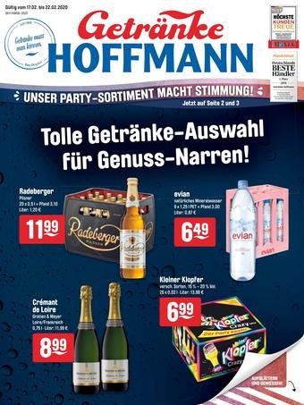 Getränke Hoffmann Prospekt (bis einschl. 23-02)