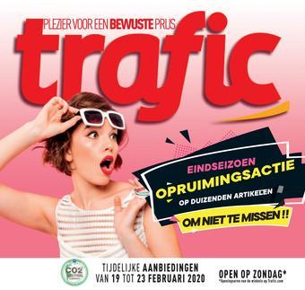 Trafic reclame folder (geldig t/m 26-02)