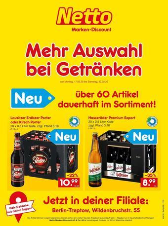Netto Marken-Discount Prospekt (bis einschl. 22-02)