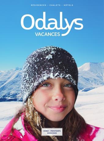 Odalys Vacances catalogue publicitaire (valable jusqu'au 31-03)