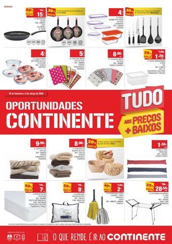 Continente folheto promocional (válido de 10 ate 17 02-03)