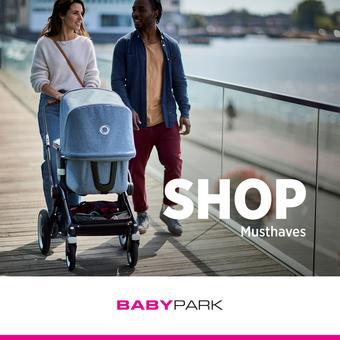 Babypark reclame folder (geldig t/m 16-03)