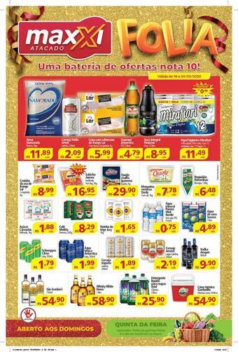 Maxxi Atacado catálogo promocional (válido de 10 até 17 24-02)