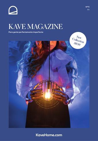 KaveHome catalogue publicitaire (valable jusqu'au 31-03)