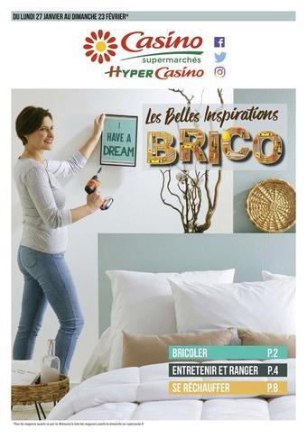 Hyper Casino catalogue publicitaire (valable jusqu'au 23-02)
