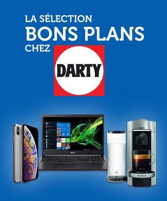 Darty catalogue publicitaire (valable jusqu'au 30-04)