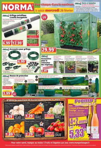 Norma catalogue publicitaire (valable jusqu'au 03-03)