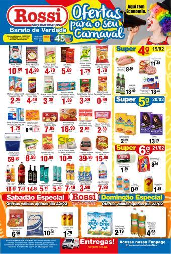 Rossi Supermercado catálogo promocional (válido de 10 até 17 25-02)