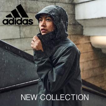Adidas reclame folder (geldig t/m 31-05)